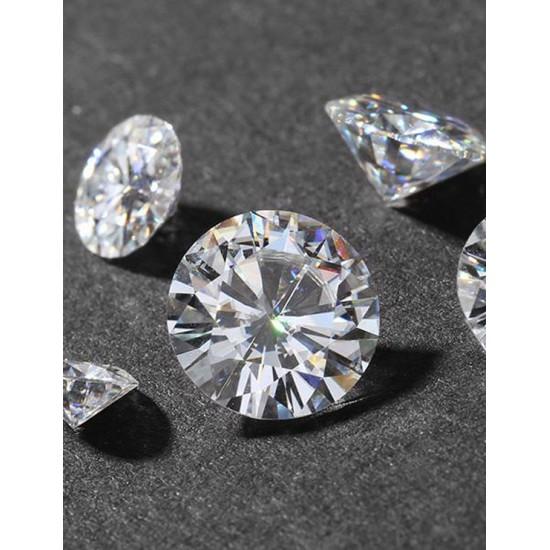 0.25 ct Moissanite Diamond- G Colour, VS purity