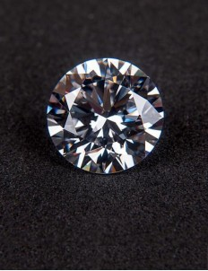 0.40 ct Moissanite Diamond- G Colour, VS purity