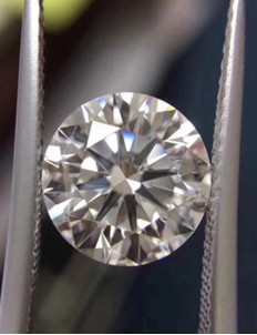 0.50 ct Moissanite Diamond- G Colour, VS purity