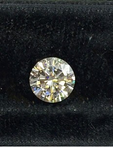 0.80 ct Moissanite Diamond- G Colour, VS purity