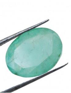 10.06 ct/11.25 ratti Natural Certified Zambian Panna (Emerald)