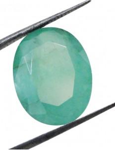 10.63 ct/11.81 ratti Natural Certified Zambian Panna (Emerald)