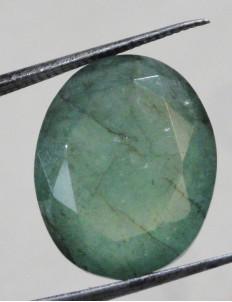 10.70 ct/11.90 ratti Natural Certified Zambian Panna (Emerald)