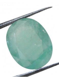 10.75 ct/11.95 ratti Natural Certified Zambian Panna (Emerald)