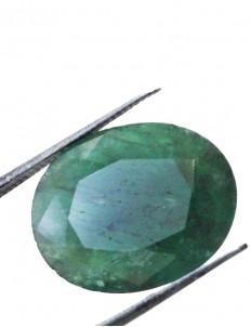 11.42 ct/12.50 ratti Natural Certified Zambian Panna (Emerald)