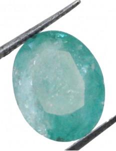 3.33 ct/3.65 ratti Natural Certified Zambian Panna (Emerald)