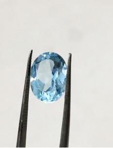 4.60 Ratti (4.27 ct) Natural Blue Topaz