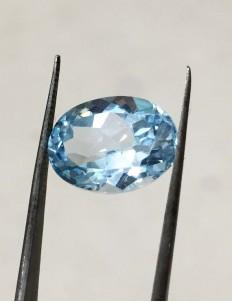 11.50 Ratti (10.35 ct) Natural Blue Topaz