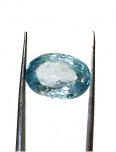 13.25 ratti (11.90 ct) Natural Blue Zircon