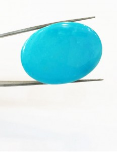 Natural Certified Feroza/Turquoise weight- 38.76 ct