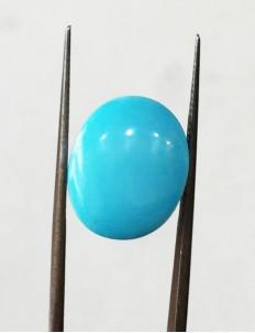 10.00 ratti (8.94 ct) Natural Certified Feroza/Turquoise