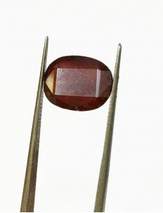 6.00 ratti (5.42 ct) Natural Hessonite Gomed Certified