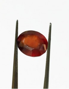 6.90 ratti (6.20 ct) Natural Hessonite Gomed Certified