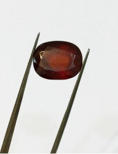 12.00 ratti (10.80 ct) Natural Hessonite Gomed Certified