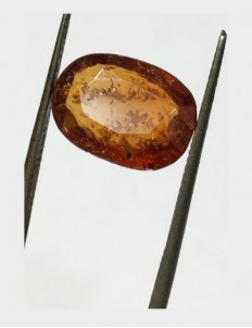 5.25 ratti (4.83 ct) Natural Hessonite Ceylon Gomed Certified