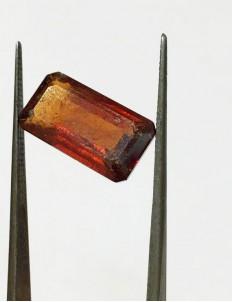 8.00 ratti (7.16 ct) Natural Hessonite Ceylon Gomed Certified