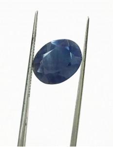 5.97 Ct/ 6.63 Ratti Natural Ceylon Blue Sapphire (Neelam) Gemstone