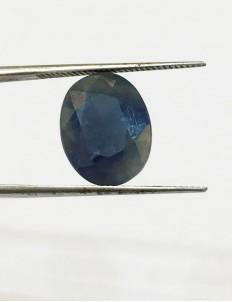 8.06 Ct/ 9.00 Ratti Natural Ceylon Blue Sapphire (Neelam) Gemstone