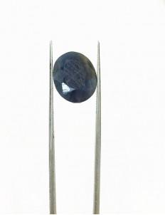 9.61 Ct/ 10.50  Ratti Natural Ceylon Blue Sapphire (Neelam) Gemstone