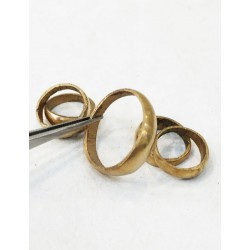 Copper/Tamba  Ring/Challa For Good Luck