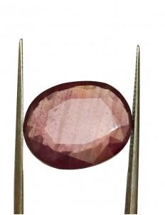 10.78 ct Natural Certified Bangkok/New Burma Ruby/Manik