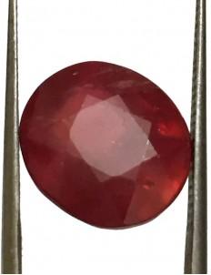 11.02 ct Natural Certified Bangkok/New Burma Ruby/Manik