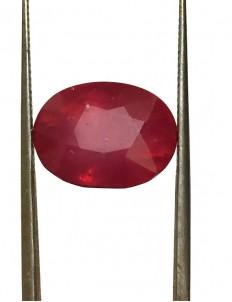 11.20 ct Natural Certified Bangkok/New Burma Ruby/Manik