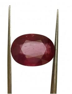 14.36 ct Natural Certified Bangkok/New Burma Ruby/Manik