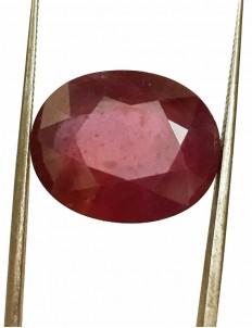 23.71 ct Natural Certified Bangkok/New Burma Ruby/Manik
