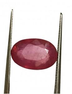 4.66 ct Natural Certified Bangkok/New Burma Ruby/Manik