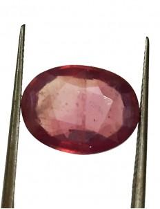 5.48 ct Natural Certified Bangkok/New Burma Ruby/Manik