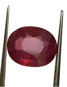 5.59 ct Natural Certified Bangkok/New Burma Ruby/Manik