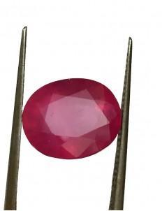6.07 ct Natural Certified Bangkok/New Burma Ruby/Manik