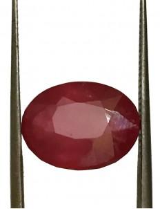 7.16 ct Natural Certified Bangkok/New Burma Ruby/Manik