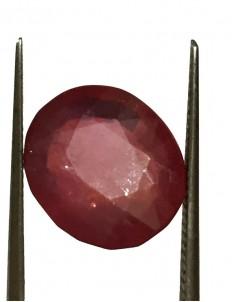 7.43 ct Natural Certified Bangkok/New Burma Ruby/Manik
