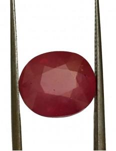 8.71 ct Natural Certified Bangkok/New Burma Ruby/Manik