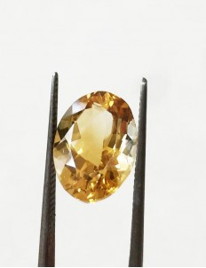 4.24 ct Natural Certified Sunela (Citrine)